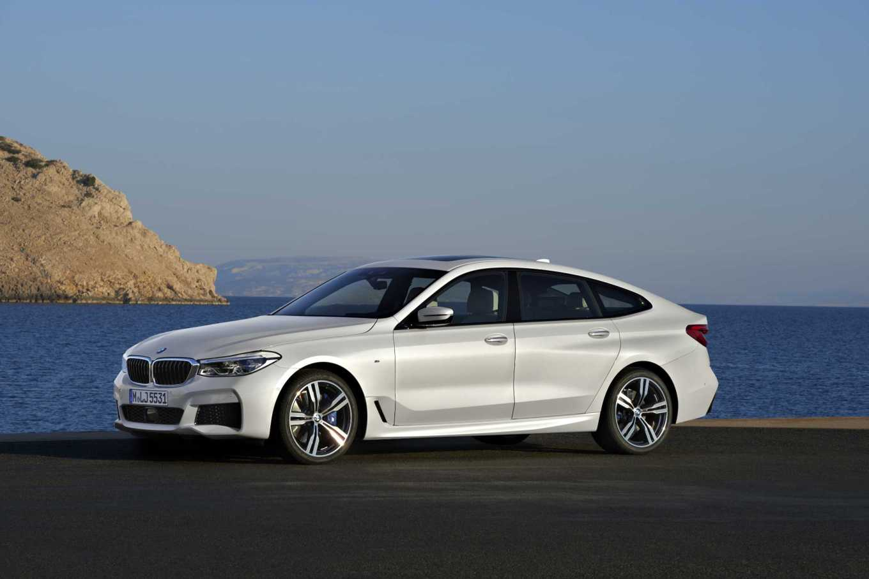 2017 BMW 6 SERIES GRAN TURISMO REVIEW